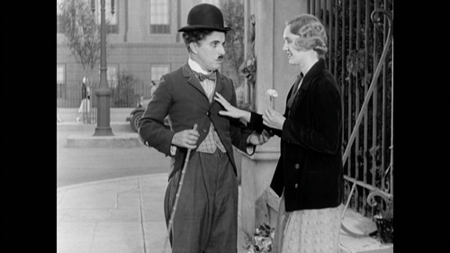 Charlie Chaplin karatasi la kupamba ukuta entitled * BEAUTIFUL VIRGINIA *