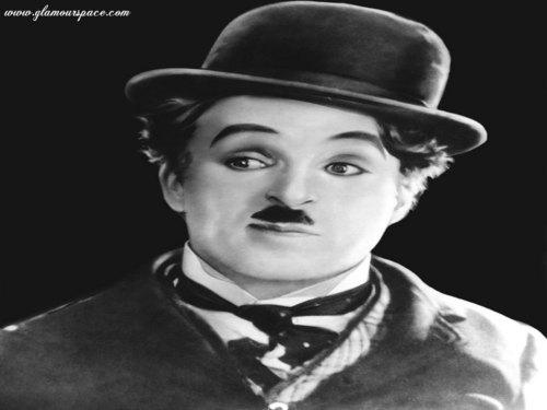 Charlie Chaplin wallpaper titled * GREAT LEGEND CHARLIE CHAPLIN *