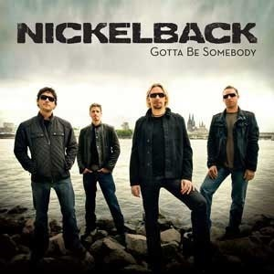 'Gotta Be Somebody' Single Cover