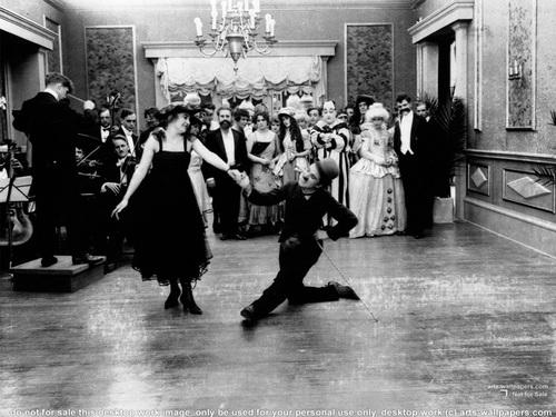 Charlie Chaplin karatasi la kupamba ukuta called * King Of moyo Charlie Chaplin *