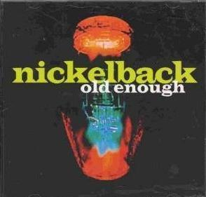'Old Enough' Single Cover