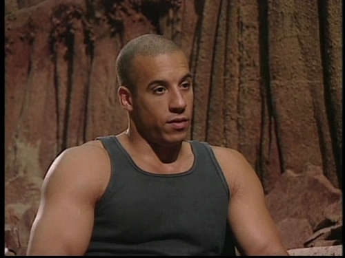vin diesel images 39 pitch black 39 interview wallpaper and. Black Bedroom Furniture Sets. Home Design Ideas