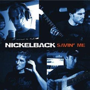 'Savin' Me' Single Cover