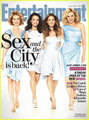 'Sex and the City' Ladies Cover EW - sarah-jessica-parker photo