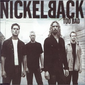 'Too Bad' Single Cover