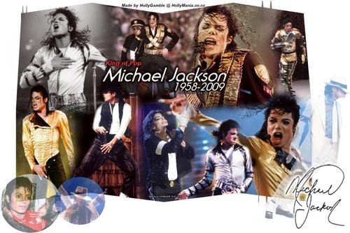 * WÖNDERFUL MICHAEL *