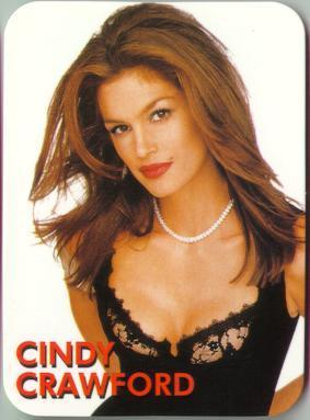 """old skool"" cindy crawford"