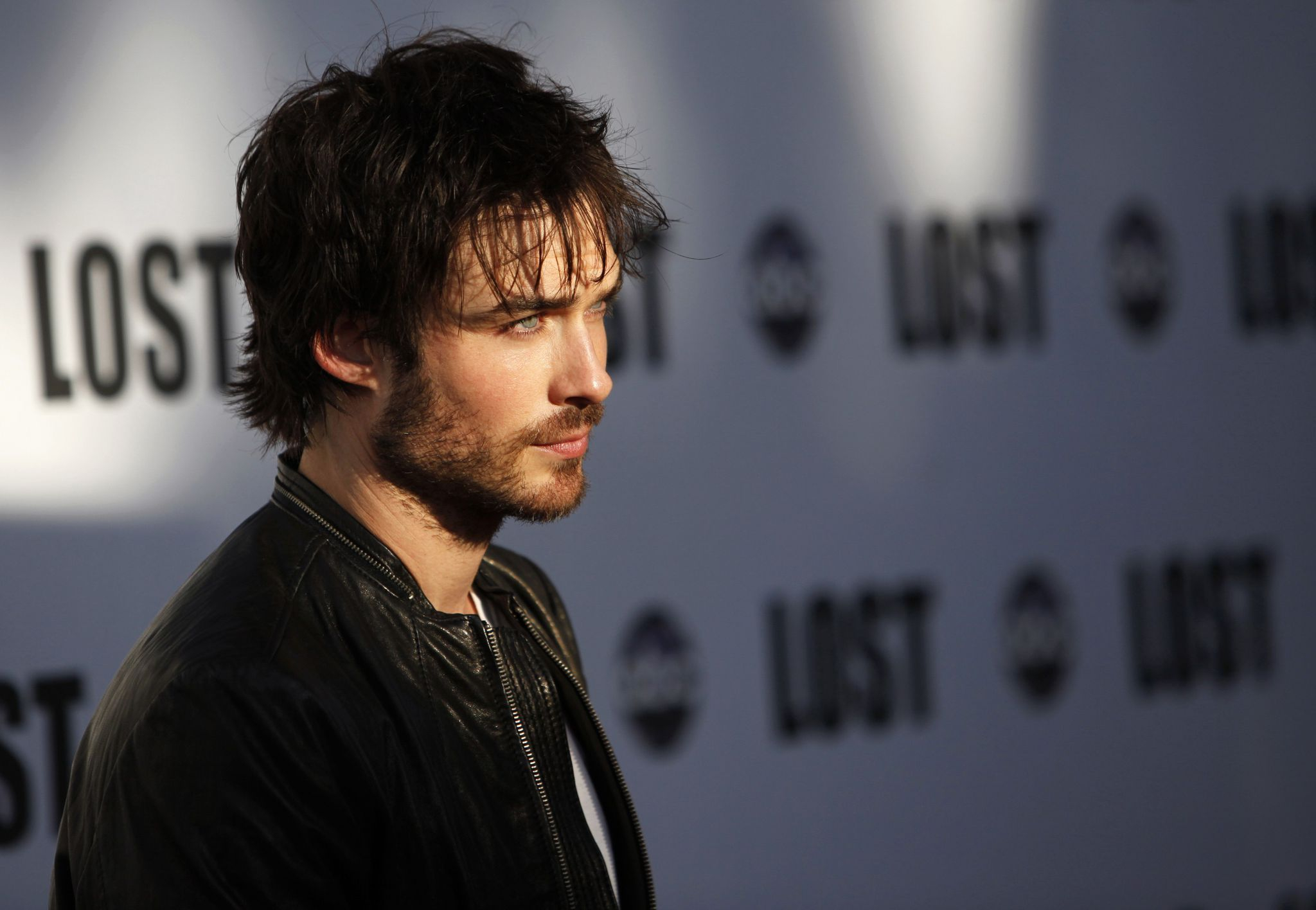 Ian Somerhalder ABC S Lost Live The Final Celebration