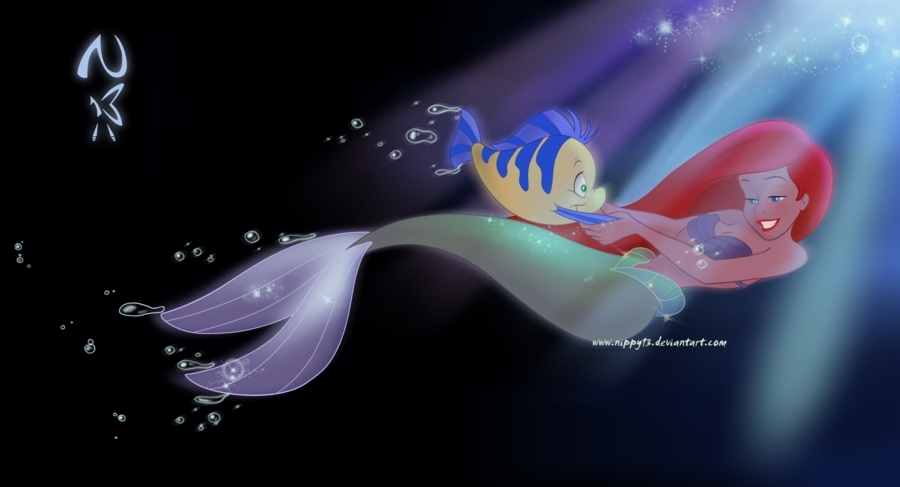 صور أميرات Ariel-The-Little-Mer
