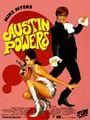 Austin Powers: International Man of Mystery - Poster