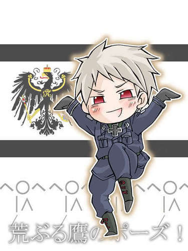 Awesome Prussia!