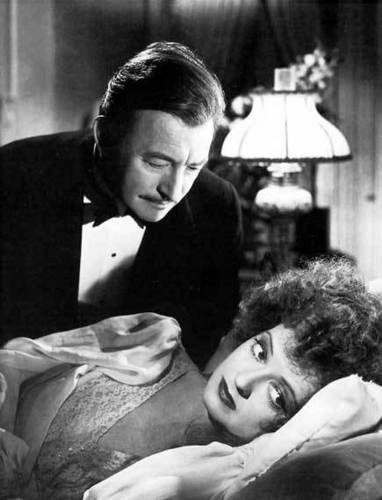 "Bette and Claude Rains ""Mr Skeffington"""