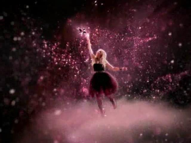 Black étoile, star Commercial Screencaps