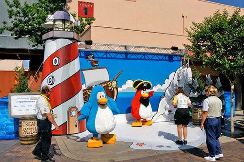 CLUB pinguin, penguin LIVE!!!