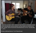 Casey and Big Mike Rehearse Duet - american-idol photo