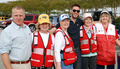 Cast Helps the Red Cross and National Guard - army-wives photo