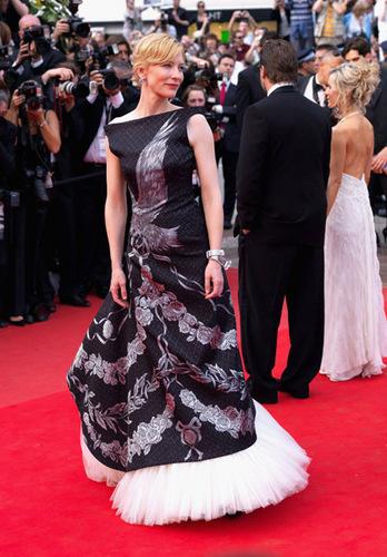 "Cate Blanchett Cannes ""Robin Hood"" Premiere"