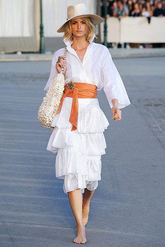 Chanel Resort 2011 Womenswear