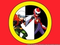 Chaud & protoman - megaman-and-sonic-the-hedgehog photo