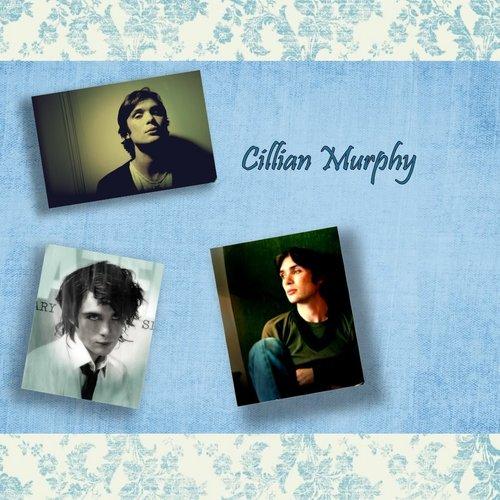 Cillian Murphy Collage