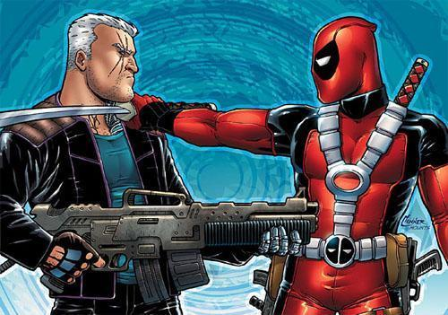 Civil War Cable and Deadpool