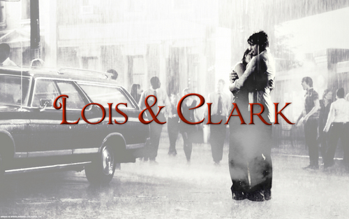 Clark &amp; Lois - clois Wallpaper