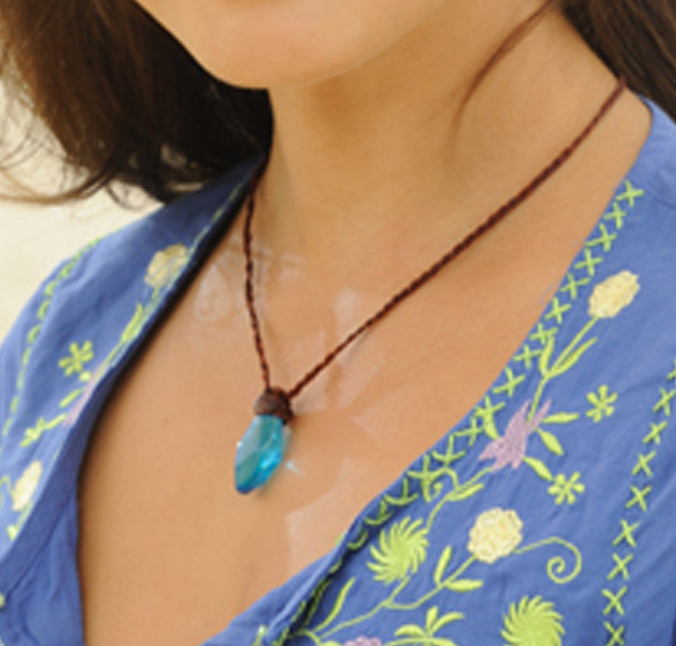 Add Water Cleo s necklace  H2o Just Add Water Cleo Necklace