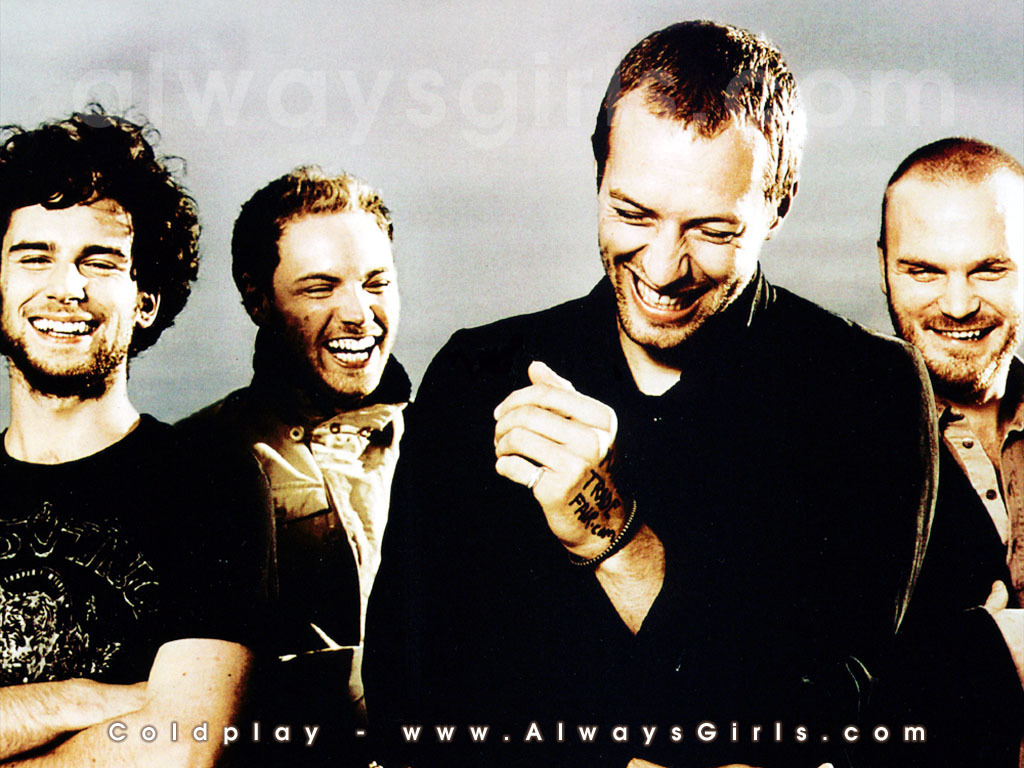 Coldplay - Coldplay Wallpaper (12155294) - Fanpop Fanclubs