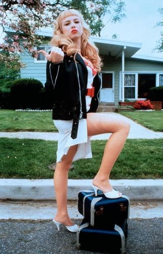 Traci Lords Cry Baby promos