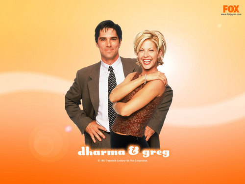 Dharma & Greg images Dharma and Greg HD wallpaper and background photos