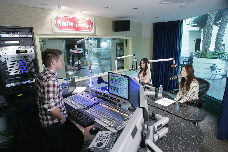 essay on a visit to radio station