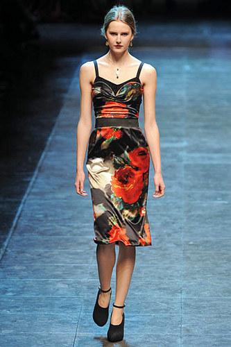 Dolce & Gabbana Fall 2010 Ready To Wear