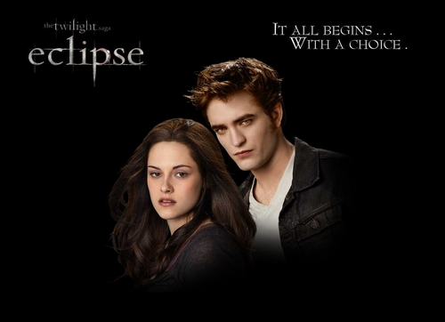 Eclipse - Edward and Bella