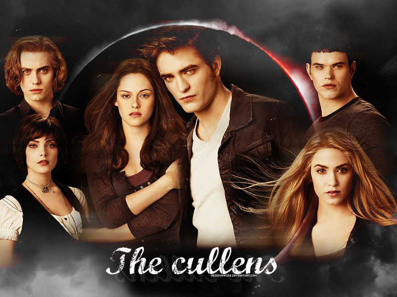 the cullens wallpaper. The Cullens Wallpaper -