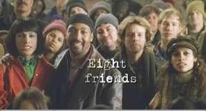 Eight vrienden