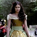 Elena Gilbert at Founders day