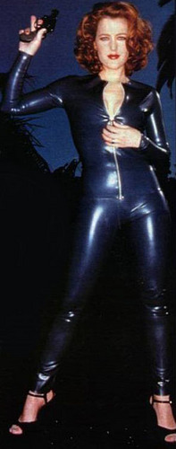 gillian anderson wallpaper entitled FHM Shoot 1996