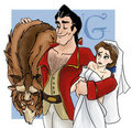 Gaston living his dream