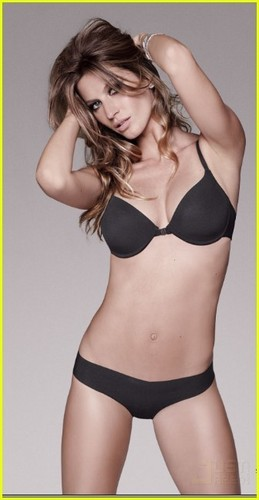 Gisele Bundchen: HOPE lingerie Hottie!