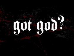 God's....