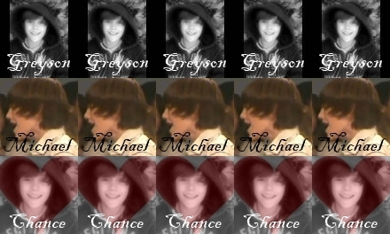 Greyson Michael Chance fan Art
