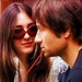 Hank/Mia - californication icon