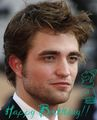 Happy Birthday Robert Pattinson  - twilight-series photo