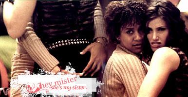 Hey Mister...she's my sister