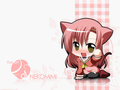 Hinagiku chibi! - hayate-the-combat-butler wallpaper