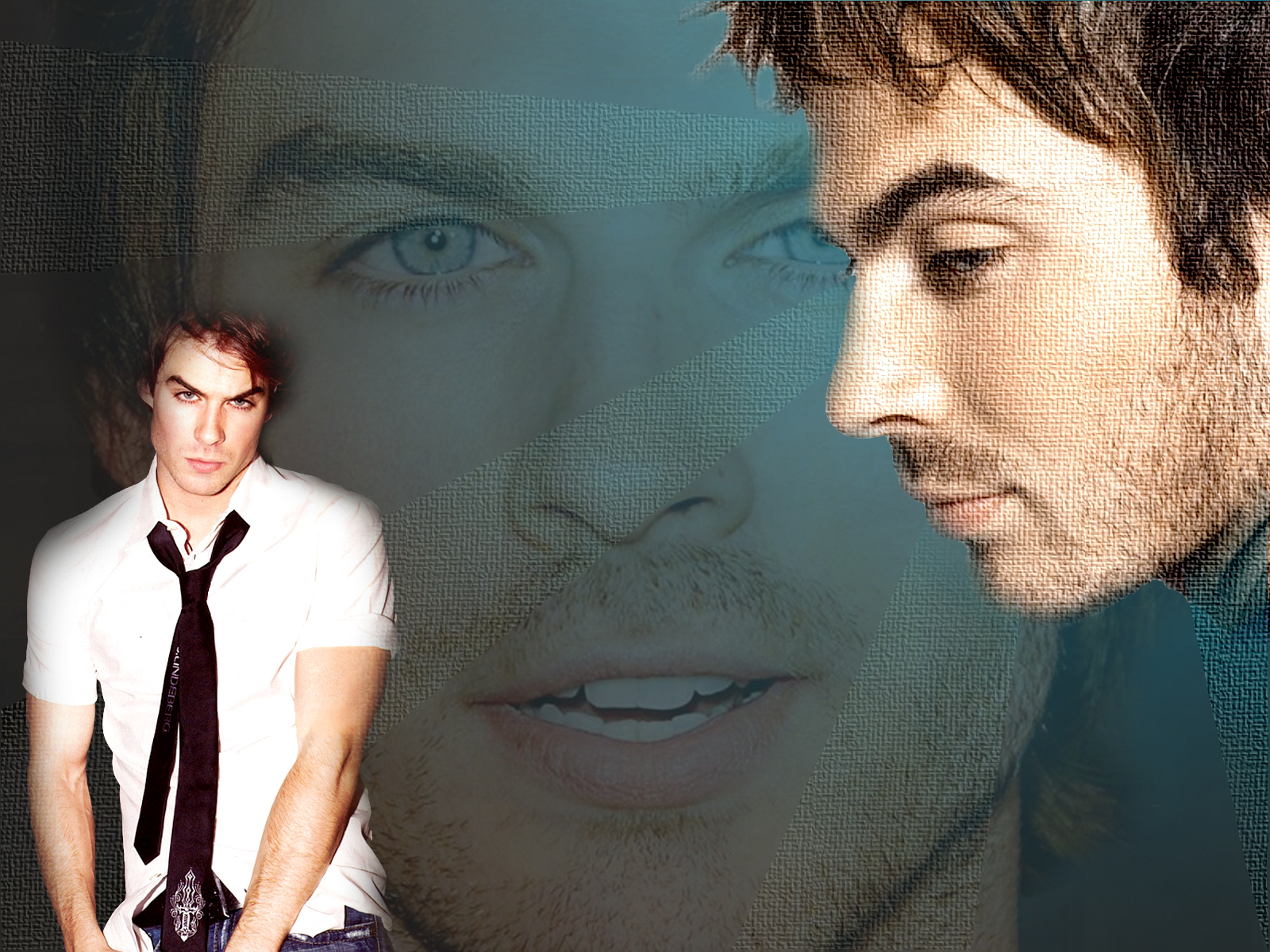 Ian Somerhalder {MY first wallpaper made by me!} - ian-somerhalder wallpaper