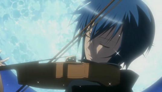 Ikuto - anime-music photo