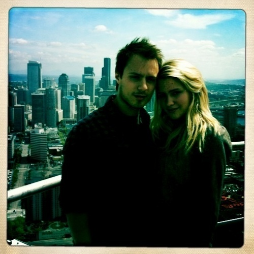 Josh and Jenna Farro