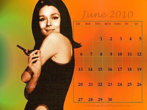 June 2010 Emma (calendar)