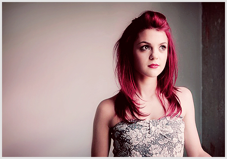 Lucy ~ Life is like a scale, some rise, the others come down ~ 100 % Kathryn-3-kathryn-prescott-12179217-450-315